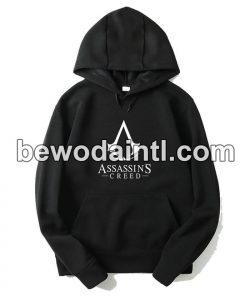 black hoodie men