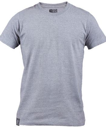 Flat Gray T-Shirt for men