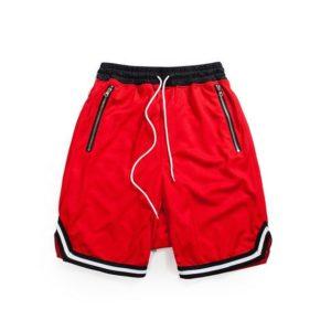 Casual / Sports 100% Genuine cotton fleece shorts for men , gym wear fleece shorts 1