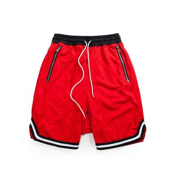 Casual / Sports 100% Genuine cotton fleece shorts for men , gym wear fleece shorts 6