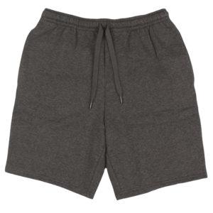 Custom Comfortable Fleece Gym Men Shorts Casual / Sports 100% Genuine cotton fleece shorts 1