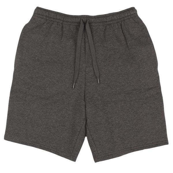Custom Comfortable Fleece Gym Men Shorts Casual / Sports 100% Genuine cotton fleece shorts 5