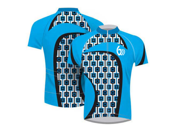 Cycling Wear Sublimated Jersey 1
