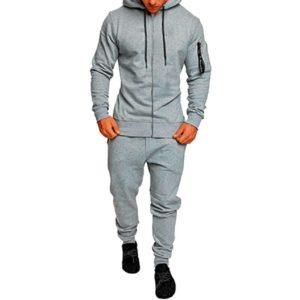 Men Gym fashion Tracksuit 2