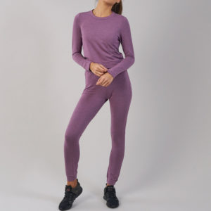 Ladies Crop Top Tracksuit Set Gym Sweatsuit 6