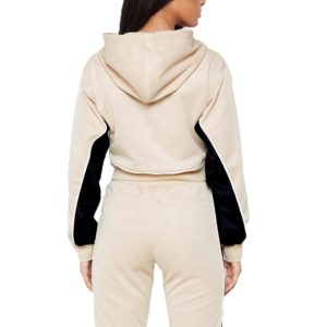 2 Piece Tracksuit Women Hooded Tracksuit 3