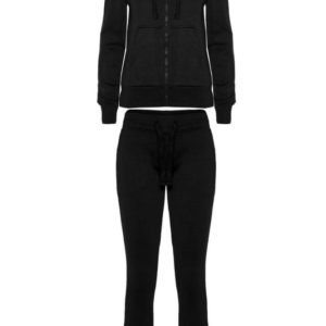 Womens Tracksuit Set Ladies Jogging wear Bottom 3