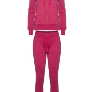 Womens Tracksuit Set Ladies Jogging wear Bottom 4