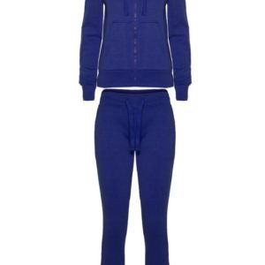 Womens Tracksuit Set Ladies Jogging wear Bottom 6