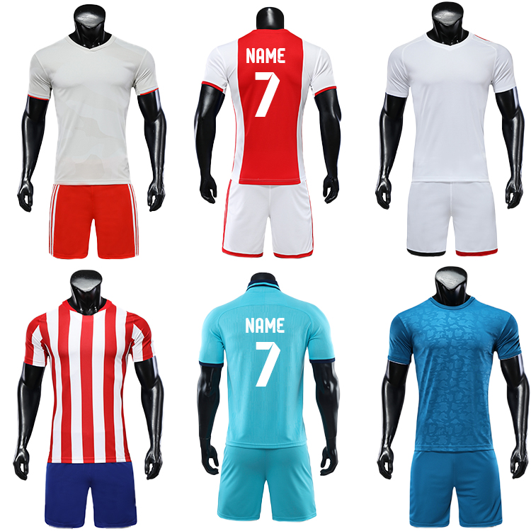 2021-2022 2018 world cup soccer jerseys 100% polyester sublimation football jersey