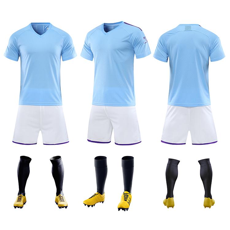 2021-2022 OEM soccer jersey No logo football Shirts