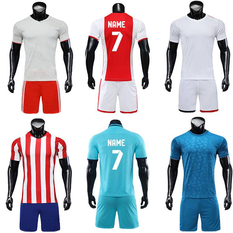 2021-2022 big and tall soccer jerseys american football wear jersey