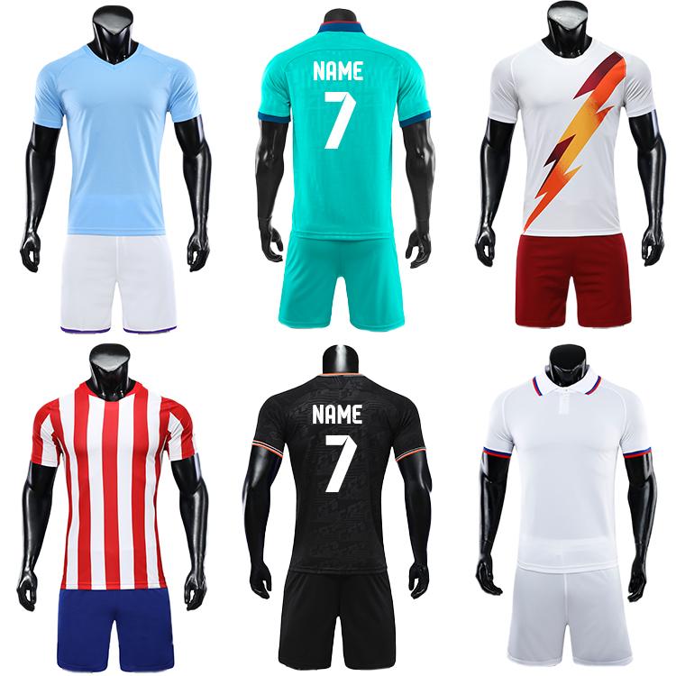 2021-2022 cheap football kits jerseys blank