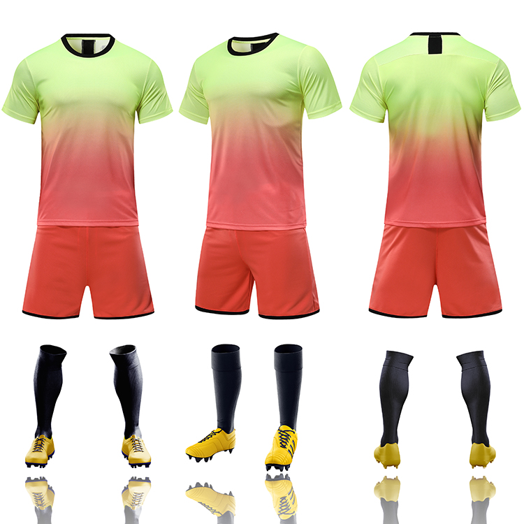 2021-2022 custom jersey in soccer wear diy design