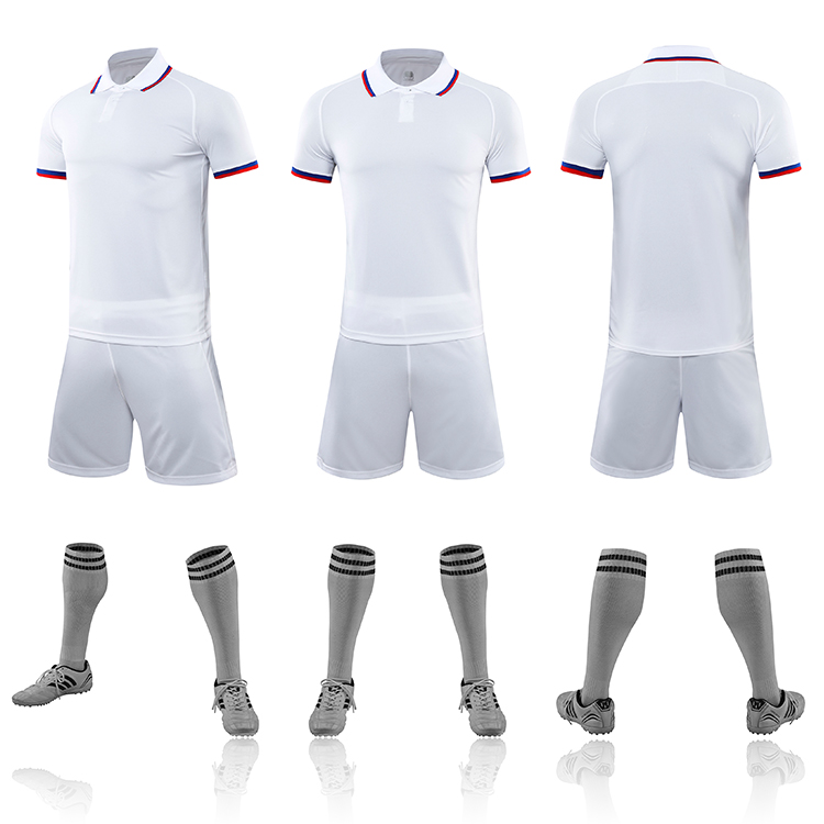 2021-2022 custom printed soccer jersey cheap set plain jerseys football