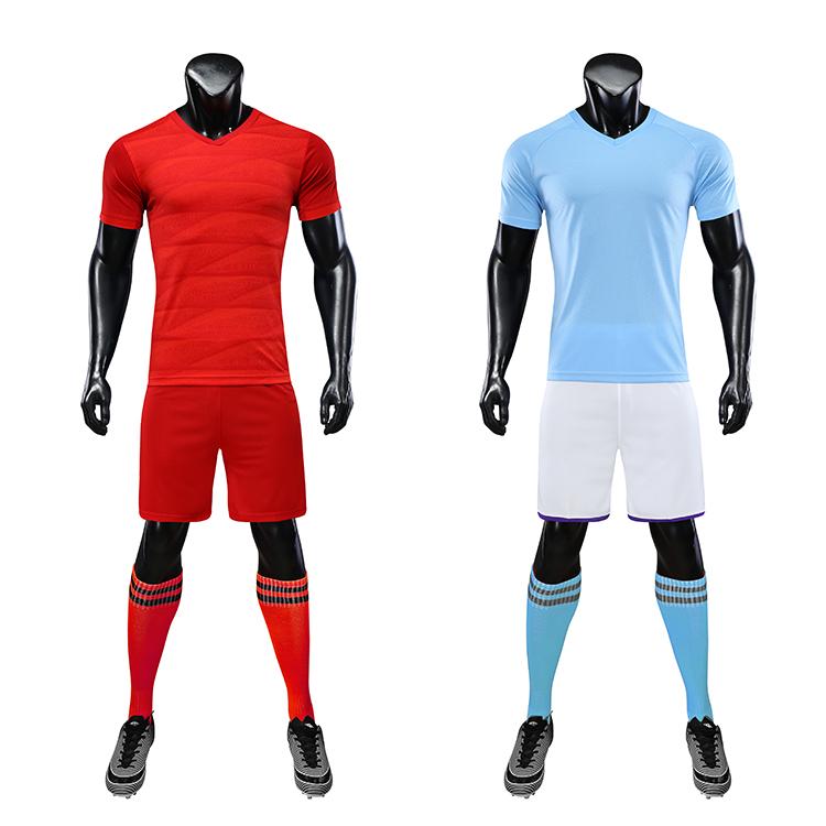 2021-2022 custom soccer uniform shirt with logo jerseys