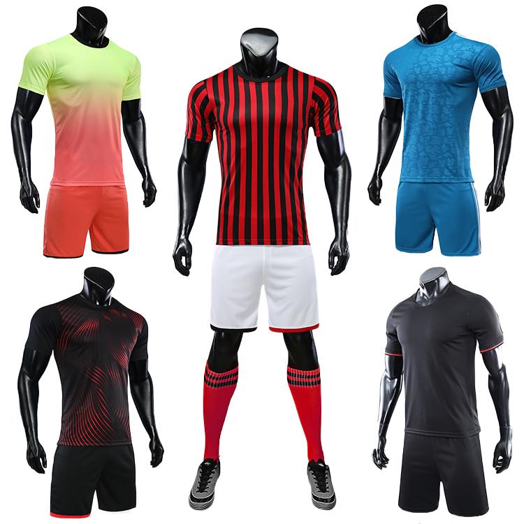 2021-2022 football jacket clothes Jersey set