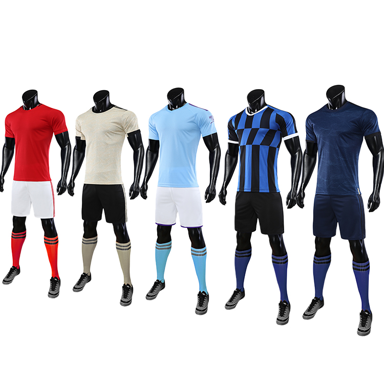 2021-2022 football jersey picture new model soccer full sleeve