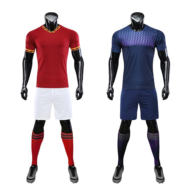 2021-2022 football shirt design sets