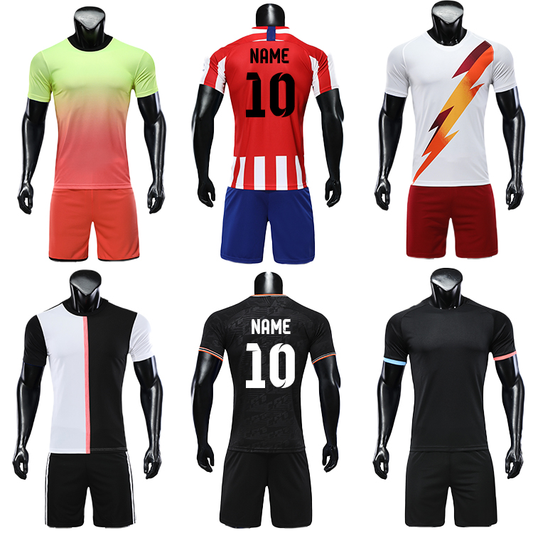 2021-2022 football shirt maker online pants for men jerseys made in thailand