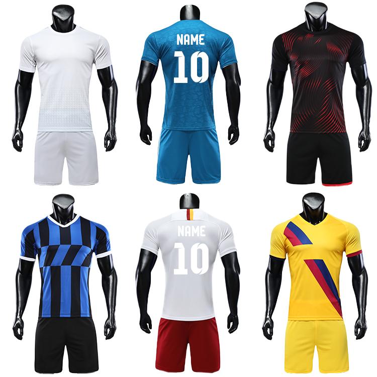 2021-2022 football shirts 2019 shirt soccer maker jersey