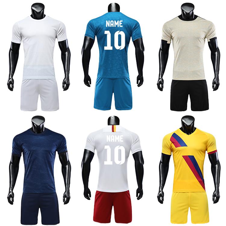 2021-2022 football training jersey team wear shirts thailand