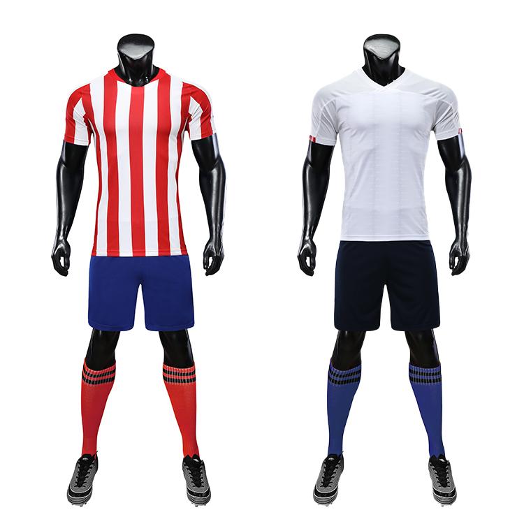 2021-2022 football training set jersey clothes
