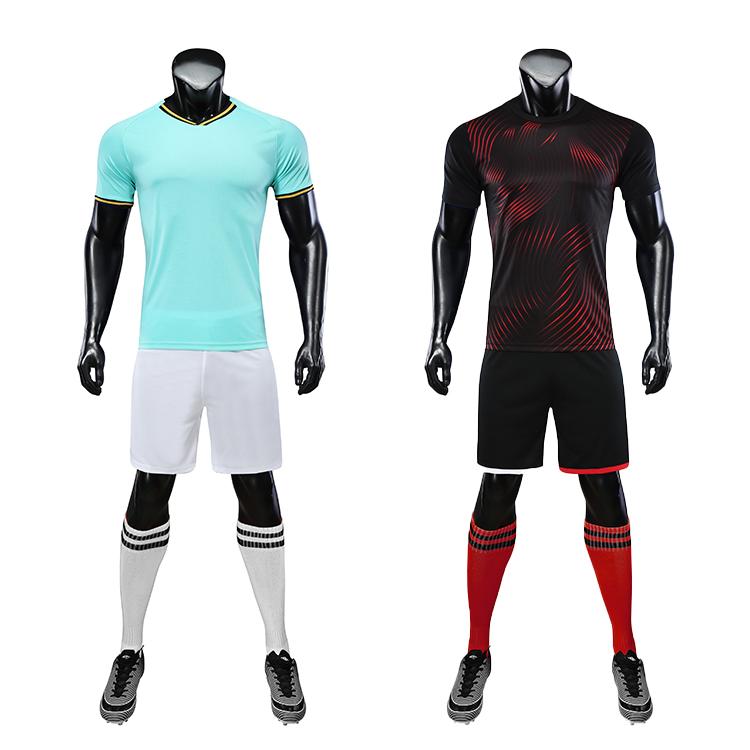 2021-2022 football training tracksuit black
