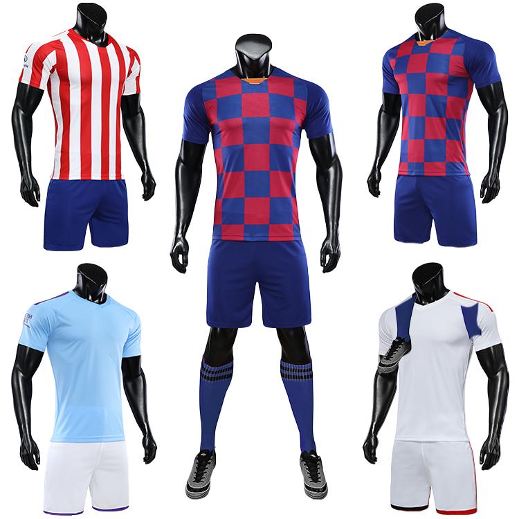2021-2022 football uniforms training tracksuit