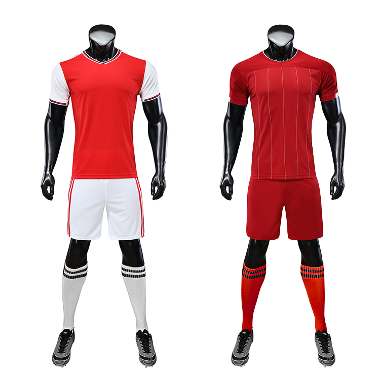 2021-2022 football uniforms wholesale green color