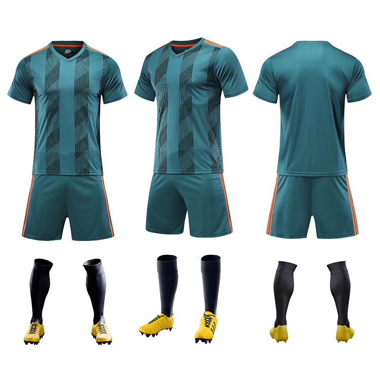 2021-2022 football uniforms wholesale sublimation shirt soccer