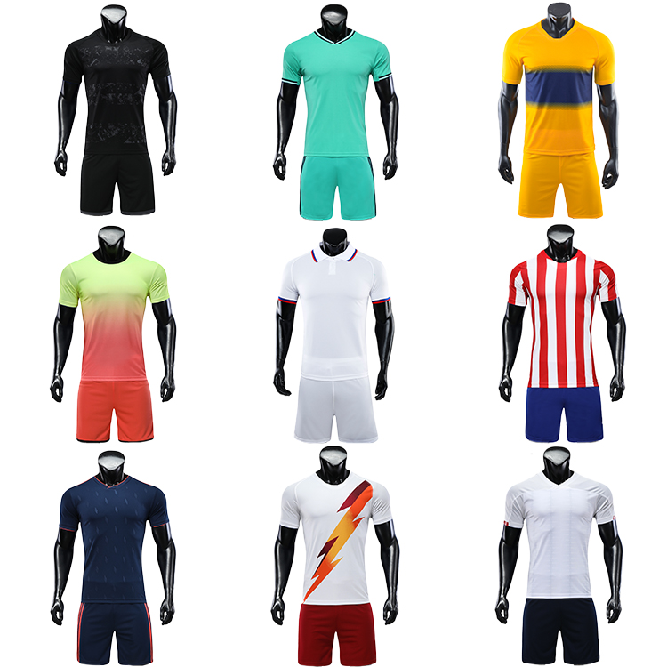 2021-2022 football wear uniforms set training tracksuits