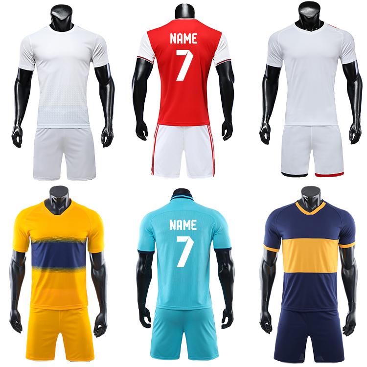 2021-2022 jersey soccer football model
