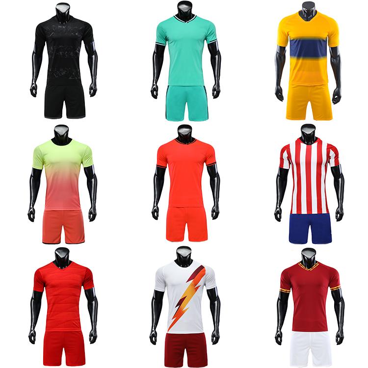 2021-2022 jerseys soccer original jersey 2019 football