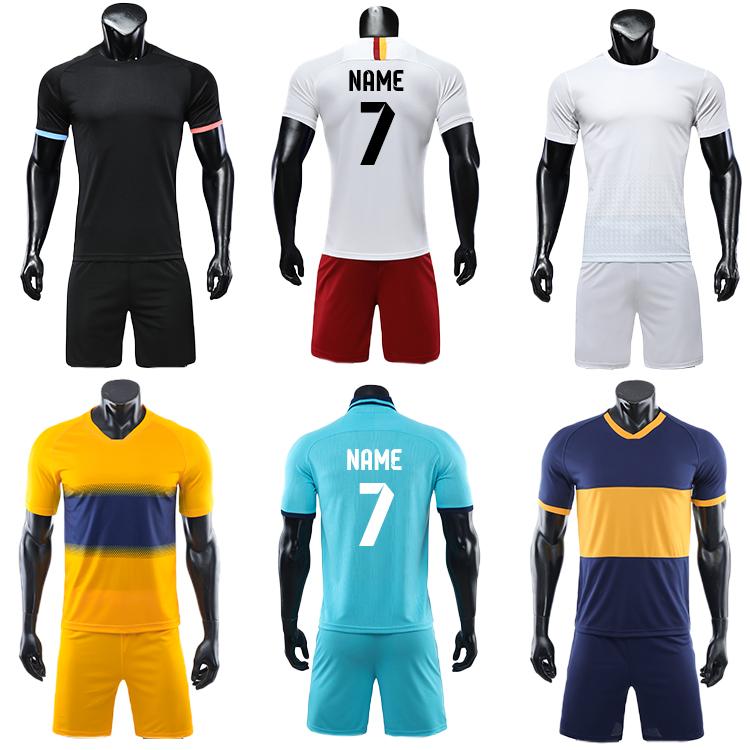 2021-2022 long sleeve soccer uniforms kids jerseys football kit