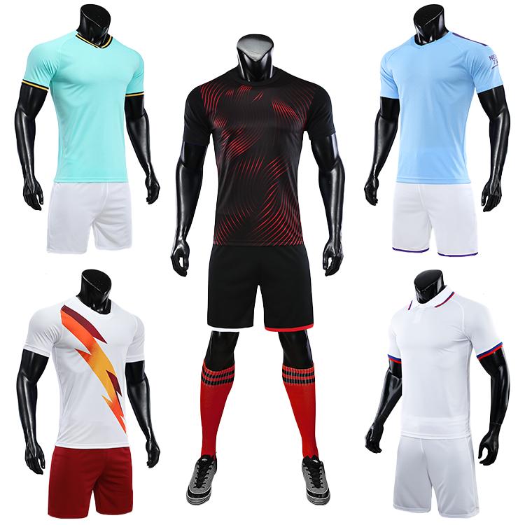 2021-2022 maillot de foot latest football jersey designs soccer