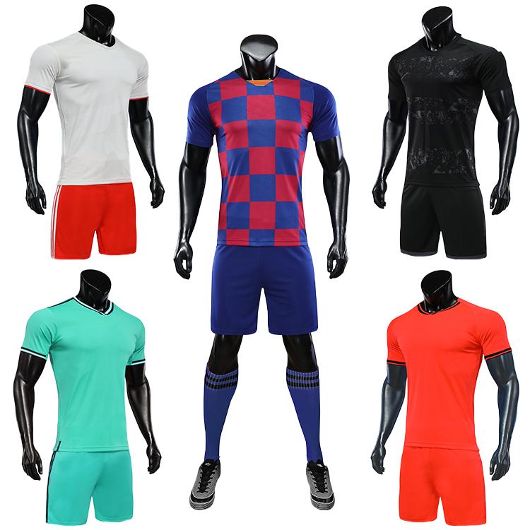 2021-2022 football kids soccer jersey