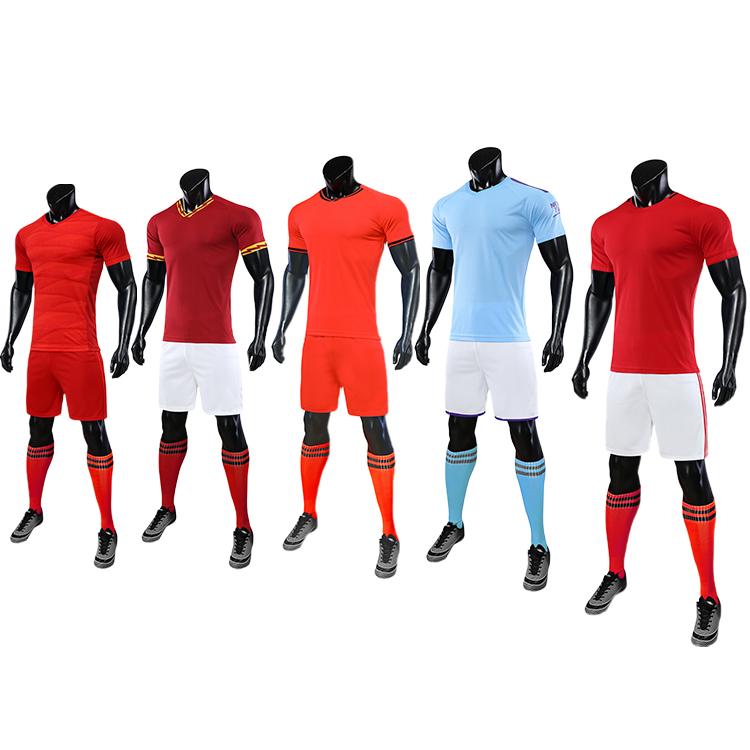 2021-2022 soccer jersey kids blue yellow retro football shirts