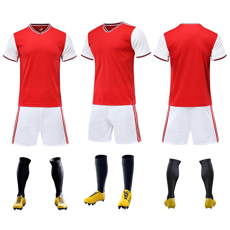 2021-2022 soccer jersey provide custom print men long sleeve