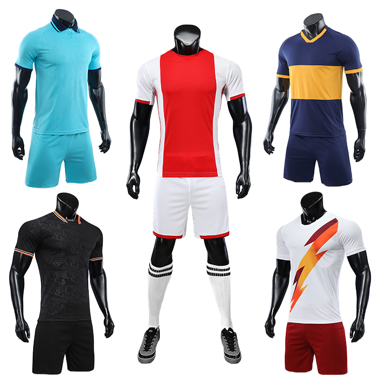 2021-2022 soccer jersey thailand quality set custom