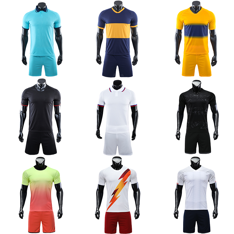 2021-2022 soccer jersey uniform thailand set uniforms