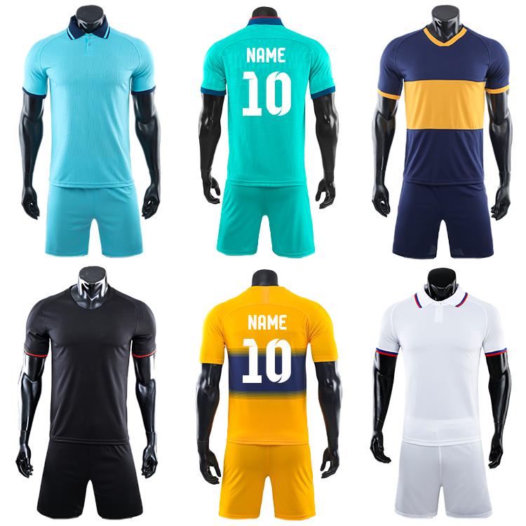 2021-2022 soccer jersey youth set custom manufacturer