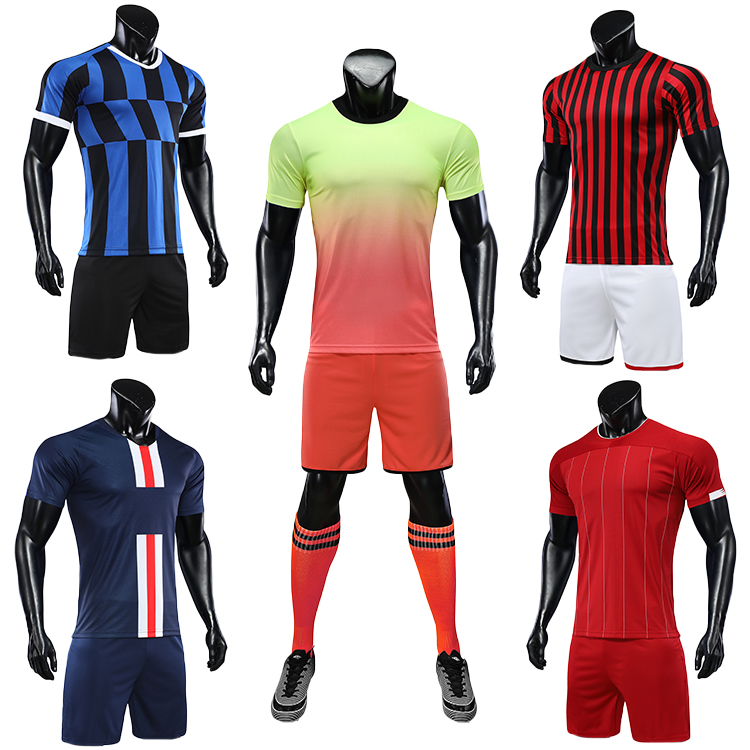 2021-2022 soccer set kit jerseys football shirt