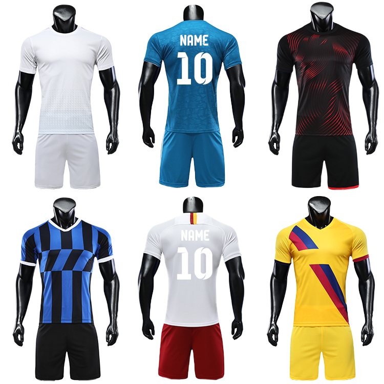 2021-2022 soccer t-shirt kids jerseys football 2019 new
