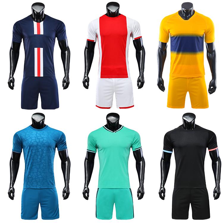 2021-2022 soccer team set t-shirt socks