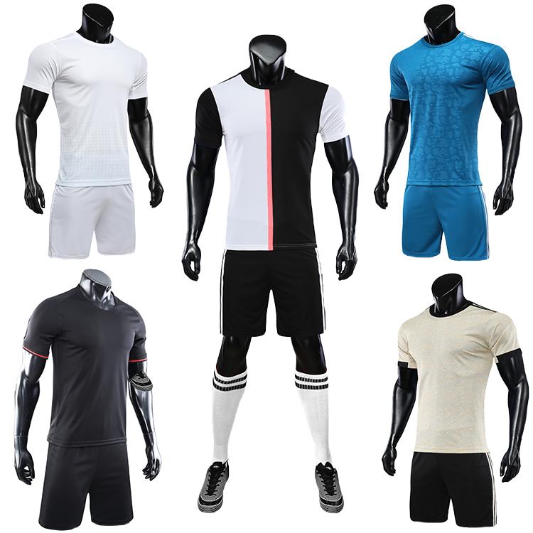 2021-2022 soccer uniform set football jersey