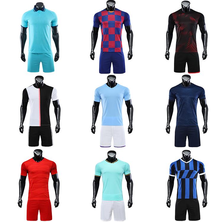 2021-2022 soccer wear orange football long sleeve for men