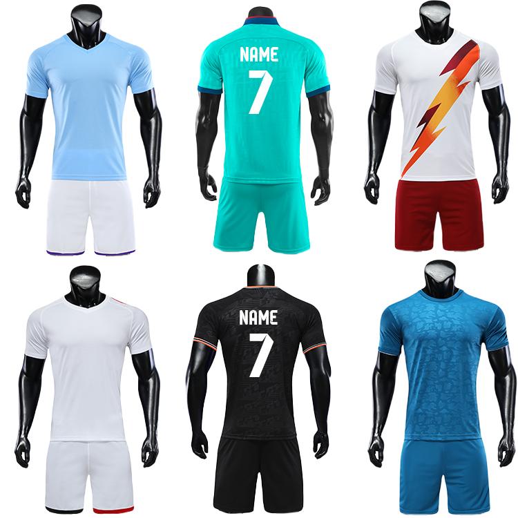2021-2022 soccer wear tracksuits sports sublimation orange football jerseys
