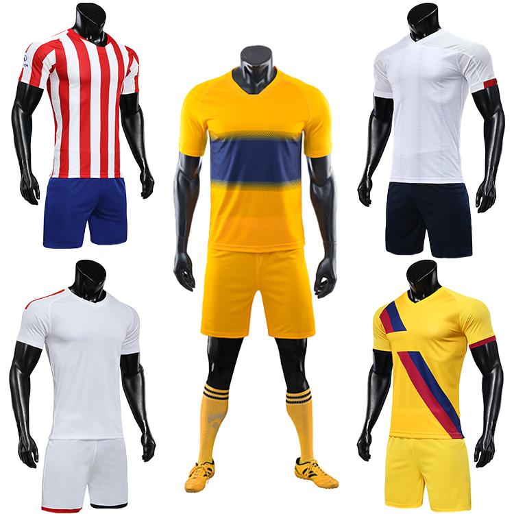 2021-2022 uniforms football uniformes de futbol soccer tshirt