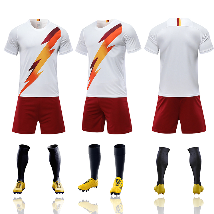 2021-2022 wholesale soccer jerseys training suit thailand kits